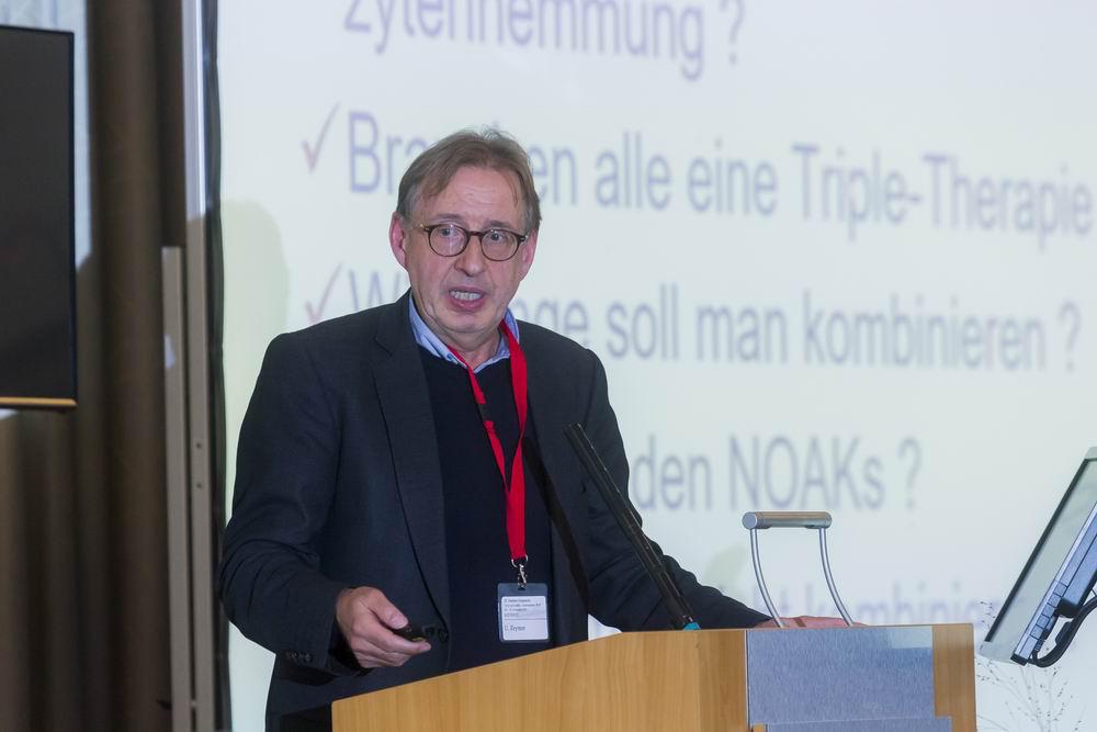 22. Dresdner Symposium »Herz und Gefäße - Innovationen 2016« Foto: Sylvio Dittrich